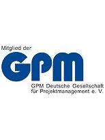 Mitglied der GPM - Deutsche Gesellschaft für Projektmanagement e.V.